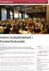 Intens budsjettdebatt i Forskerforbundet