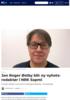 Jan Roger Østby blir ny nyhetsredaktør i NRK Sapmi