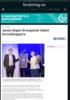 Janne Stigen Drangsholt tildelt formidlingspris