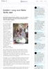 Jesidier i sorg over Baba Sjeiks død