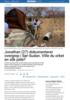 Jonathan (27) dokumenterer overgrep i Sør-Sudan. Ville du orket en slik jobb?