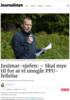 Josimar-sjefen: - Skal mye til for at vi unngår PFU-fellelse