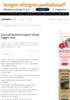 Journalistutdanningen i Bodø legges ned