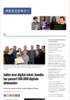 Jubler over digital vekst: Amedia har passert 100.000 digitale abonnenter