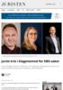 Jurist-trio i klagenemnd for EØS-saker