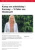 Kamp om arbeidstøy i Karmøy: - Vi føler oss tilsidesatt