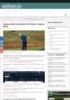 Kamp rundt cutstreken for Reitan i Cyprus Open