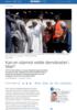 Kan en islamist redde demokratiet i Mali?