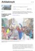Kappløp for samisk synliggjøring i Tromsø