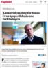Katastrofemåling for Jonas: Erna kjøper ikke denne forklaringen