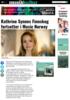 Kathrine Synnes Finnskog fortsetter i Music Norway