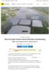 Kina har bygd verdens største flytende solcelleanlegg