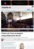 Kirken på Voss arrangerer julegudstjeneste likevel