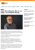 Kjell Erik Ullmann Øie er ny leder i Frivillighet Norge