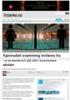Kjønnsdelt svømming innføres fra 12-årsalderen på den sveitsiske skolen