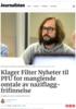 Klager Filter Nyheter til PFU for manglende omtale av naziflagg-frifinnelse