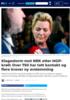 Klagestorm mot NRK etter MGP-tabbe: Over 750 har tatt kontakt og flere krever ny avstemming