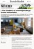 - Klar tendens at Innovasjon Norge krever volumvekst