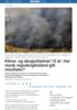 Klima- og skoginitiativet 10 år: Har norsk regnskogbistand gitt resultater?