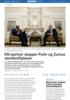 KN-partner stopper Putin og Zumas atomkraftplaner