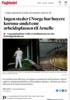 Knapt noen steder i Norge har høyere korona-andel enn bydelen der Arnelle jobber