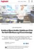 Kokken Bjørn holder kjøkkenet fritt for halvfabrikata og frossen kneipp