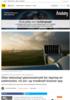 KOMMENTAR: Solkraft og vindkraft Uten teknologi-gjennombrudd for lagring av elektrisitet, vil sol- og vindkraft bremse opp