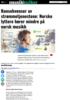 Konsekvenser av strømmetjenestene: Norske lyttere hører mindre på norsk musikk