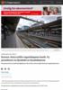 Korona-krisa treffer togselskapene hardt: Vy permitterer en fjerdedel av konduktørene
