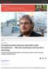 Koronakrisen: Vernepleierstudent Johannes skal jobbe under koronakrisen: - Må være innstilt på at det kan bli en utfordring