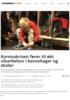 Koronakrisen fører til økt vikarbehov i barnehager og skoler