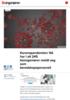 Koronapandemien: Nå har i alt 245 bioingeniører meldt seg som beredskapspersonell