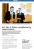 KrF: Mer til Afrika, matsikkerhet og organisasjoner