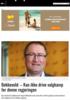 KrF-topp trekker seg tilbake: - Kan ikke drive valgkamp for denne regjeringen