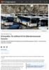 Krisepakke: Én milliard til de fylkeskommunale bussene