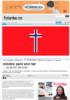 Kristendom + Norsk identitet = Litt mindre sant enn før
