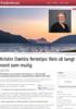 Kristin Dæhlis ferietips: Reis så langt nord som mulig