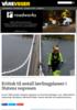 Kritisk til antall lærlingplasser i Statens vegvesen