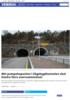 Økt pumpekapasitet i Vågsbygdtunnelen skal hindre flere oversvømmelser
