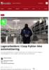 Lagerarbeidere i Coop frykter ikke automatisering