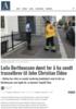 Laila Bertheussen dømt for å ha sendt trusselbrev til John Christian Elden