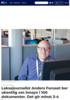 Laksejournalist Anders Furuset ber ukentlig om innsyn i 100 dokumenter. Det gir minst 3-4 interessante saker