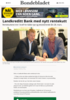 Landkreditt Bank med nytt rentekutt