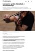 Lanserer gratis håndbok i musikkterapi