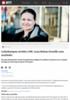 Lederkampen utvides i HK: Lena Reitan foreslås som nestleder