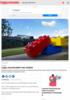 Lego-overskuddet nær doblet