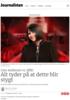 Line Andersen vs. NRK: Alt tyder på at dette blir stygt