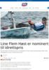 Line Flem Høst er nominert til idrettspris