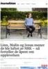 Linn, Malin og Jonas mener de ble luftet av NRK - nå forteller de åpent om opplevelsen