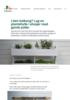 Liten balkong? Lag en plantehylle i etasjer med gamle paller